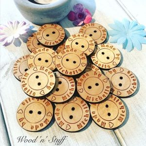 Ply buttons